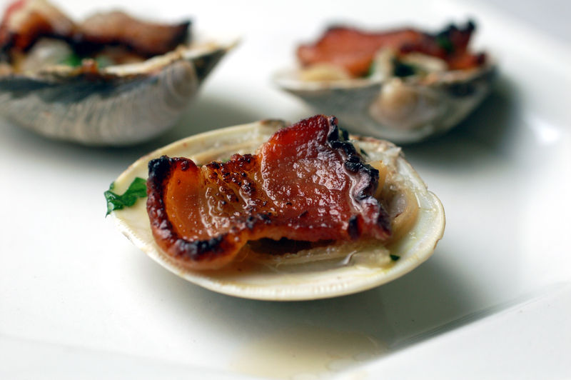 Baked clams 3