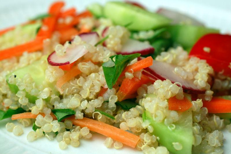 Quinoa salad 2