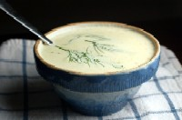 Fennel Leek Soup